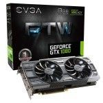 eVGA GeForce GTX 1080 FTW - 8 Go