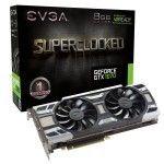 eVGA GeForce GTX 1070 SC Gaming ACX 3.0 - 8 Go