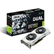 Asus DUAL-GTX1060-O6G - GeForce GTX 1060