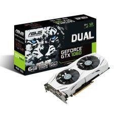 Asus DUAL-GTX1060-6G - GeForce GTX 1060