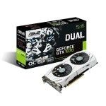 Asus DUAL-GTX1070-O8G - GeForce GTX 1070