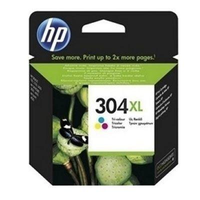 HP 304 XL 3 couleurs - N9K07AE