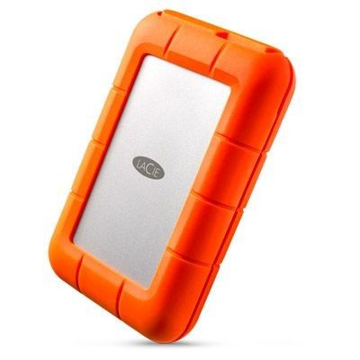 LaCie Rugged RAID 4To - STFA4000400