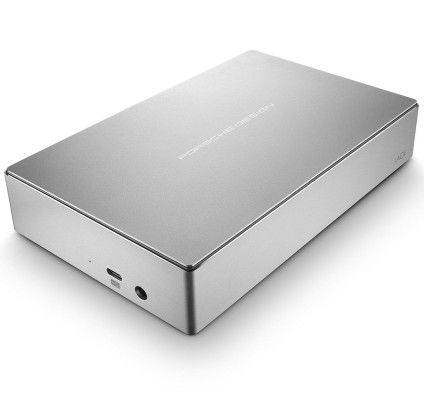 LaCie Porsche Design Desktop Drive 8 To (USB 3.1) - STFE8000401