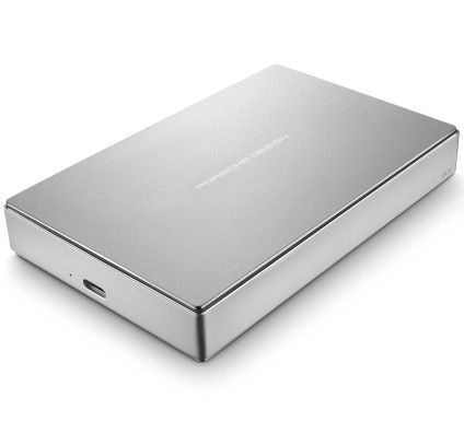 LaCie Porsche Design Mobile Drive 5 To (USB 3.0 Type C)