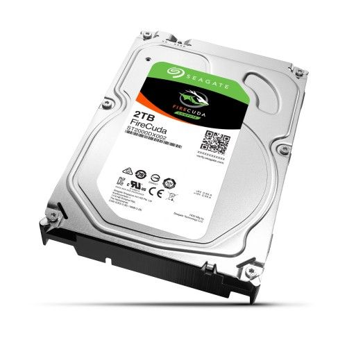 Seagate FireCuda SSHD 2 To - ST2000DX002