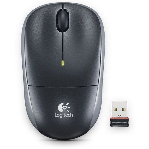 Logitech Wireless Mouse M217 (Noir)