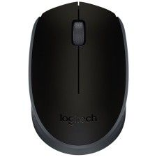 Logitech M171 Wireless Mouse (Noir)
