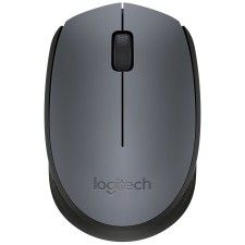 Logitech M170 Wireless Mouse (Gris)