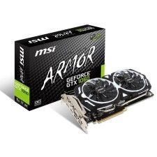 MSI GeForce GTX 1060 ARMOR 6G OCV1 - GEFORCE GTX 1060 ARMOR 6G OCV1