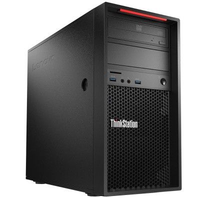 Lenovo ThinkStation P410 - Xeon - Quadro M2000 - SSD