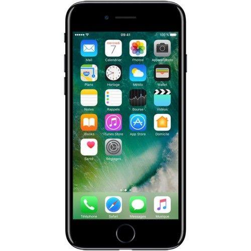 apple iphone 7 128 go noir de jais test 2019 et classement des meilleurs vendeurs. Black Bedroom Furniture Sets. Home Design Ideas