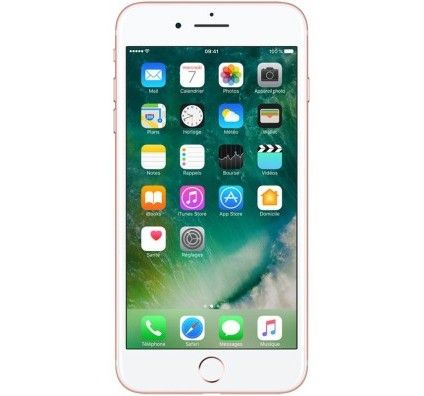 Apple iPhone 7 Plus 32 Go Rose Or