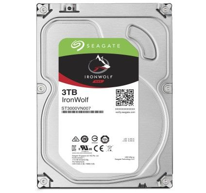 Seagate IronWolf 3 To