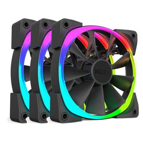 NZXT Aer RGB 140 mm Triple Pack