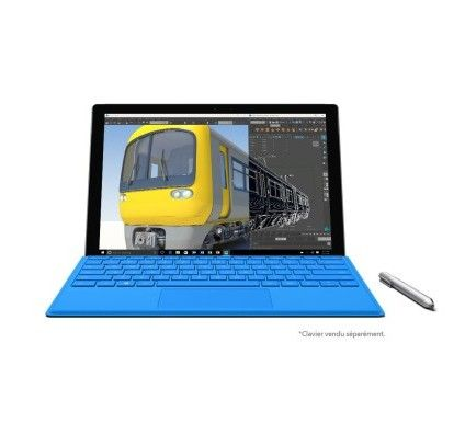 Microsoft Surface Pro 4 - m3-6Y30 - 4 Go - 128 Go