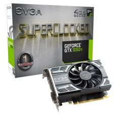 eVGA GeForce GTX 1050 Ti SC Gaming - 4 Go
