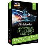 Bitdefender Antivirus PC Lifetime Edition - Licence à vie 1 poste - B-FBDAV-BWIP001
