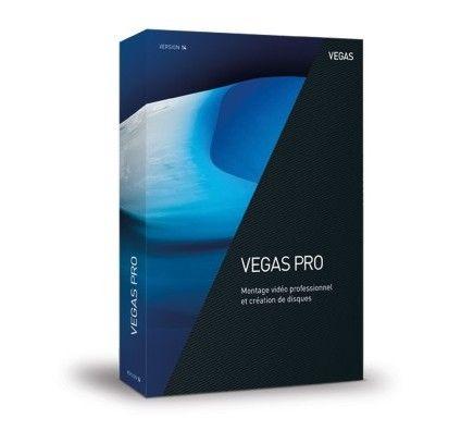 Magix Vegas Pro 14