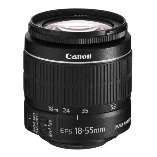 Canon EF-S 18-55mm f/3.5-5.6 II IS
