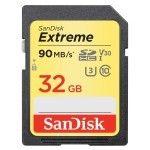 SanDisk SDHC Extreme UHS-1 U3 V30 32 Go