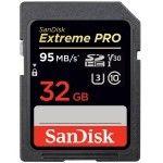 SanDisk SDHC Extreme PRO UHS-1 U3 V30 32 Go
