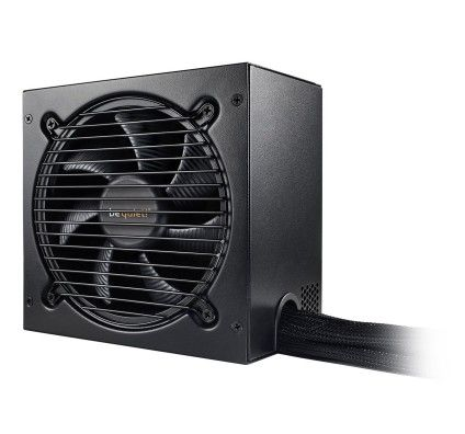 Be Quiet Pure Power 9 - 350W - Bronze
