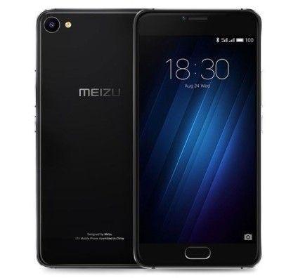 Meizu U10 16 Go Noir