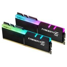 G.Skill Trident Z RGB 16 Go (2x8Go) DDR4 3200 MHz CL14 - F4-3200C14D-16GTZR