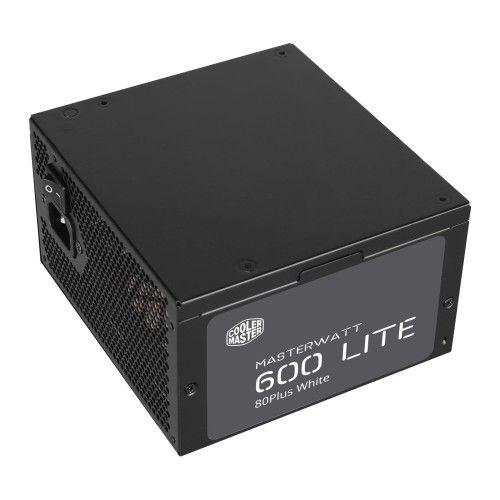 Cooler Master MasterWatt Lite 600 - MPX-6001-ACABW-ES