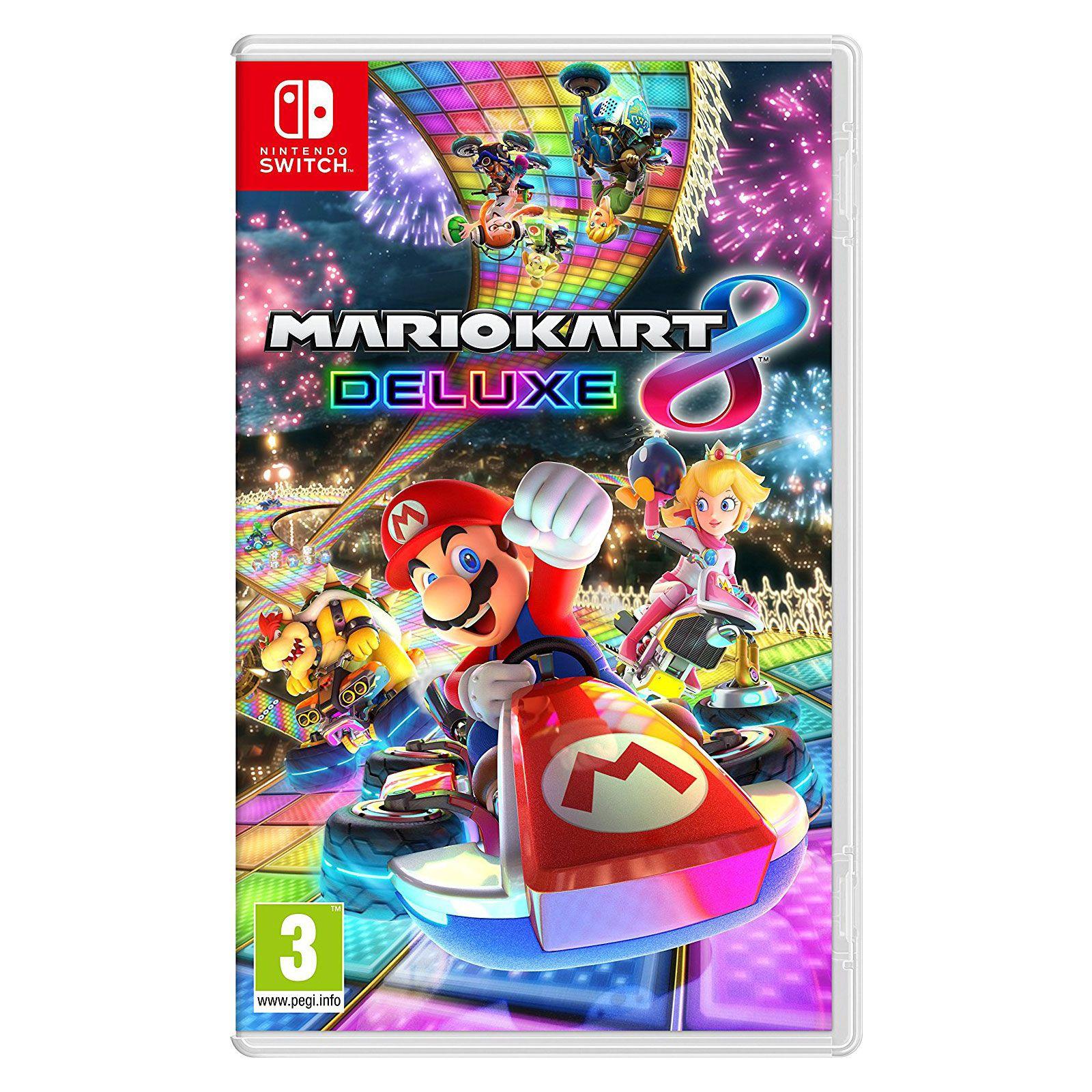 Jeux video mario kart 8 gratuit en ligne - Mario kart wii gratuit ...