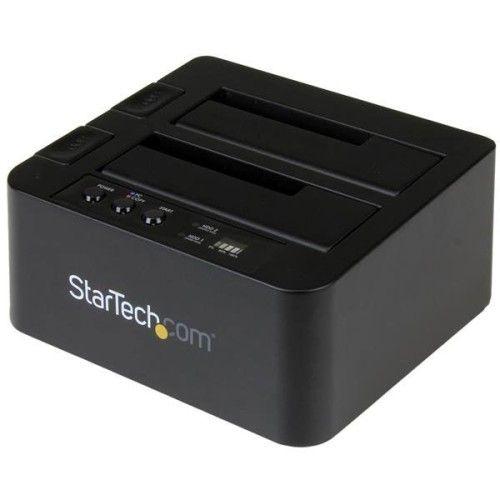 StarTech.com Duplicateur 2 disques durs USB 3.1 avec UASP