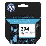 HP 304 3 couleurs - N9K05AE