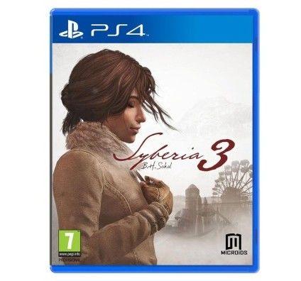 Syberia 3 (PS4)