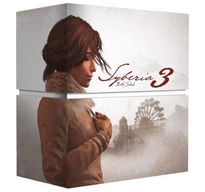 Syberia 3 - Collector Edition (PC)