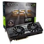 eVGA GeForce GTX 1060 SSC Gaming - 6 Go