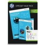 HP Value Pack n°953XL (1CC21AE) - Tricolore