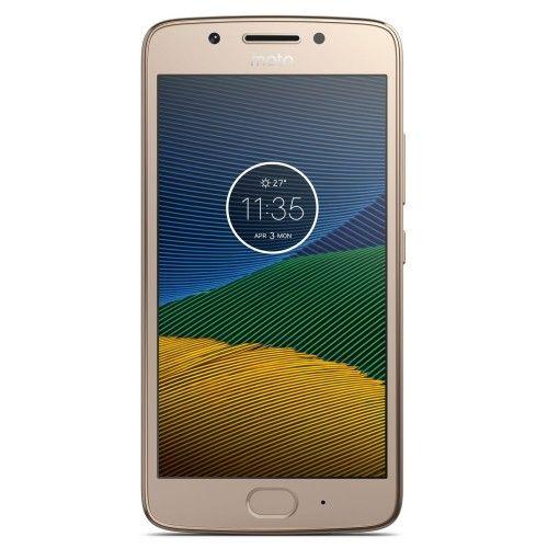Motorola Moto G5 16 Go Or