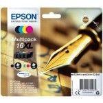 Epson Stylo à plume Multipack 16 XL