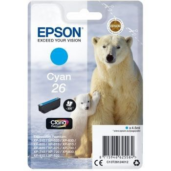 Epson Ours Polaire 26 Cyan