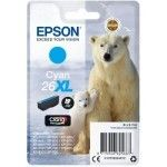 Epson Ours Polaire 26 XL Cyan