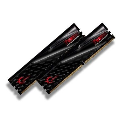 G.Skill Fortis Series 16 Go (2x8Go) DDR4 2400 MHz CL16