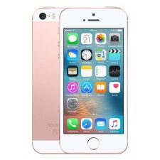Apple iPhone SE 128 Go Rose Or