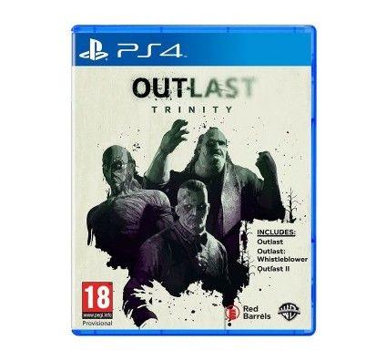 Outlast : Trinity (PS4)