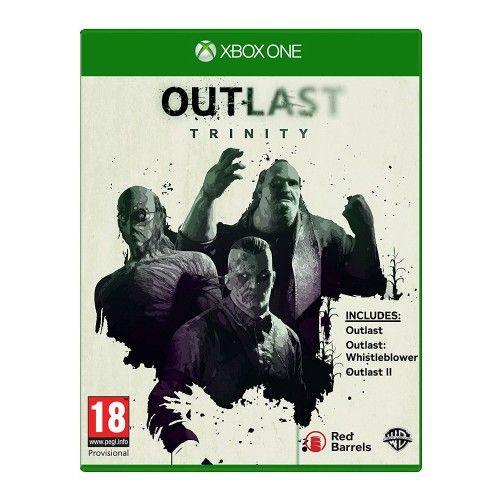 Outlast : Trinity (PS4) (Xbox One)