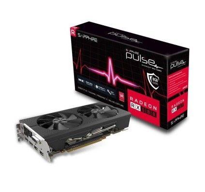 Sapphire PULSE Radeon RX 580 8GD5