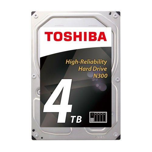Toshiba N300 4 To (Bulk)