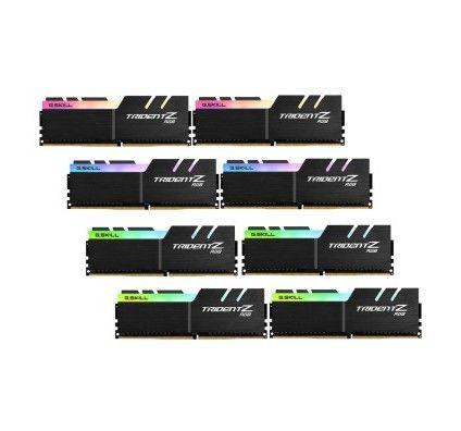 G.Skill Trident Z RGB 256 Go (8x32Go) DDR4 3600 MHz CL18