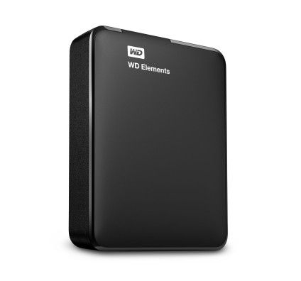 WD Elements Portable 4 To Noir (USB 3.0)