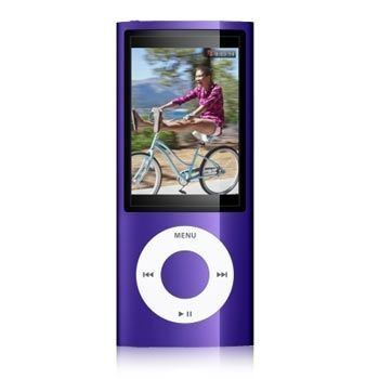 Apple iPod Nano 5G 8Go (Violet)